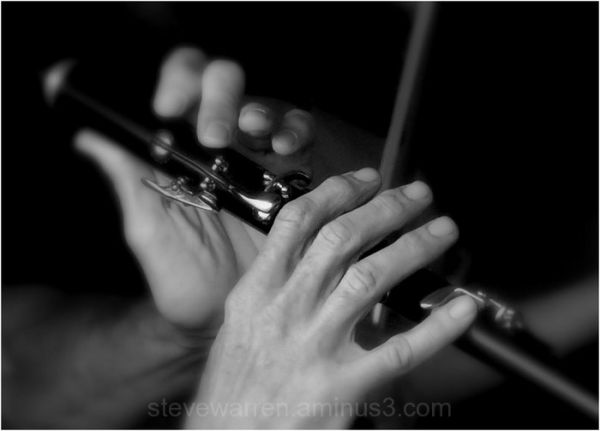 Hands of the Flautist