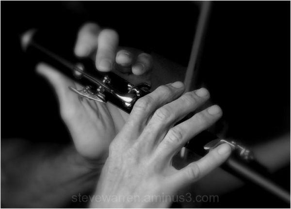 Hands of the Flautist