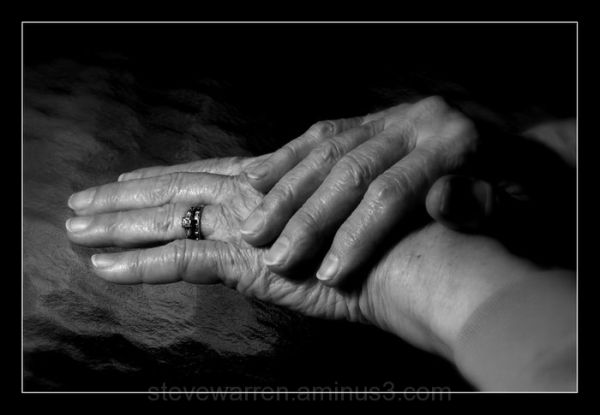 Mother's Hands, So Full of the Stories of Life