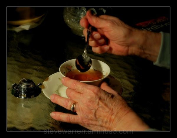 Mother's Hands, Selfless and Serene