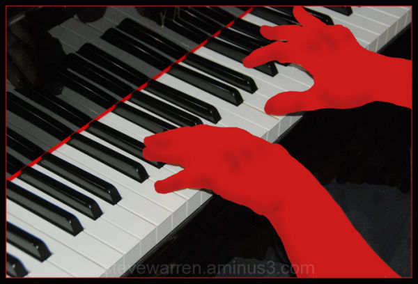 Ragtime in Red