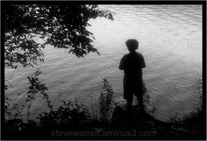 Shoreline Silhouette lll