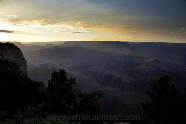 Grand Canyon Sunset V
