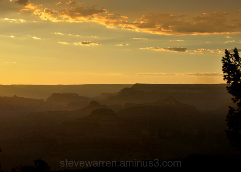 Grand Canyon Sunset Vll