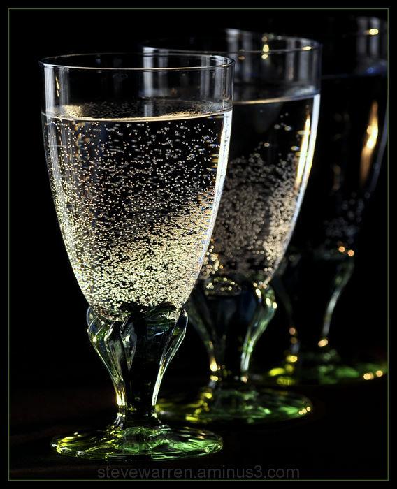 Plenty of.....Bubbles