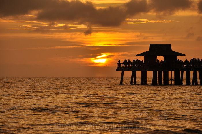 Sunset at Naples ll