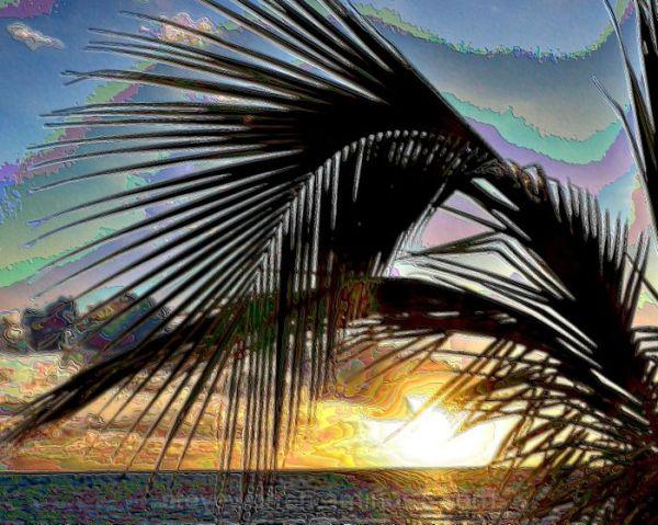 Enameled Sunrise