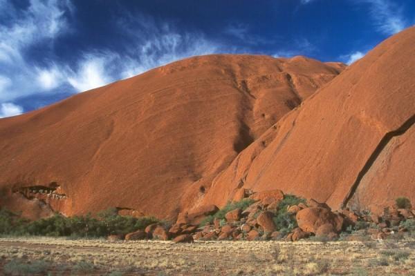 aryers rock