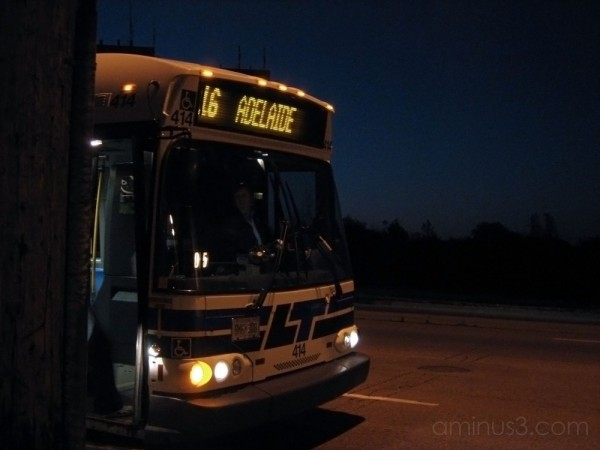 London Transit Bus (16 Adelaide)