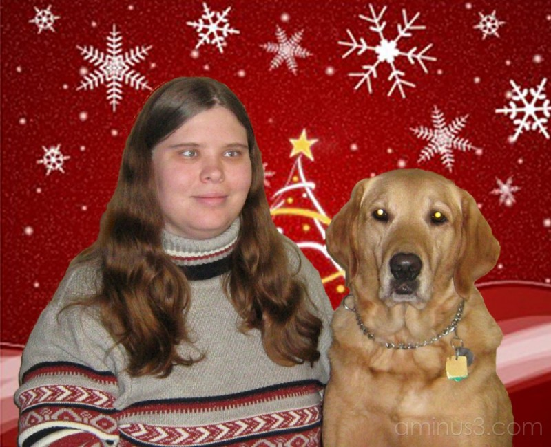 our holiday portrait