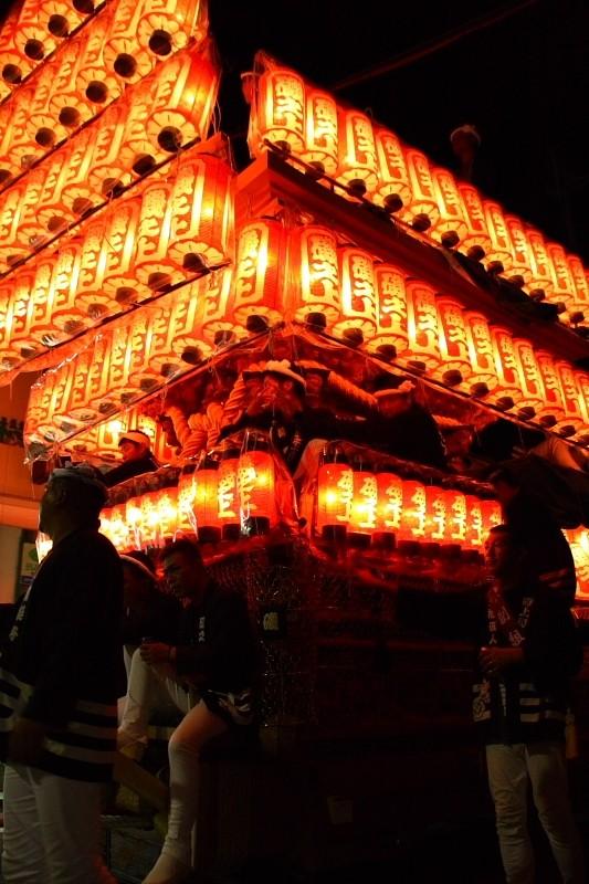 The Danjiri Festival