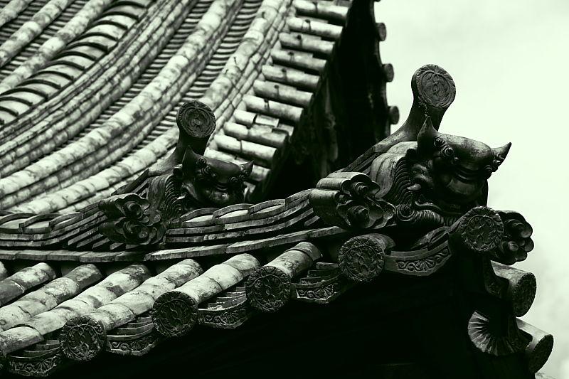 Onigawara - Decorative Roof Tile