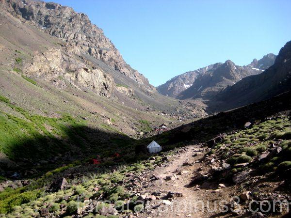 Mt Toukbal