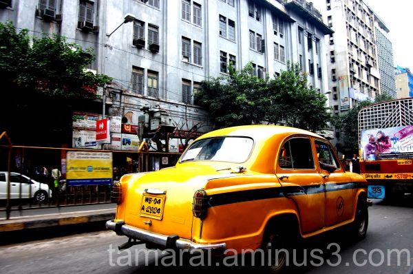 Yellow Taxi, Kolkata