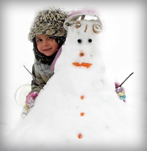 Me & Snowman