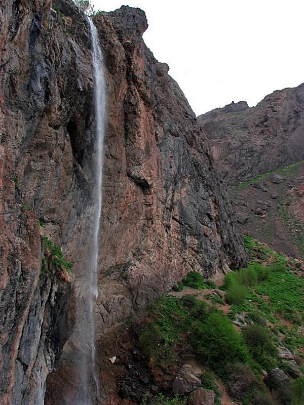 Sangan Water fall