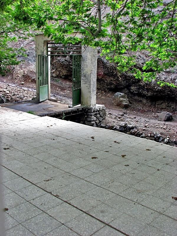 Nature entrance