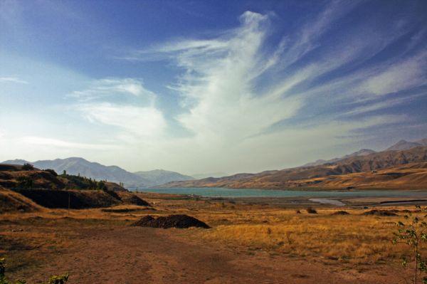 Taleghan Lake