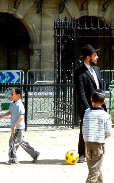 quartiere ebraico -Paris-