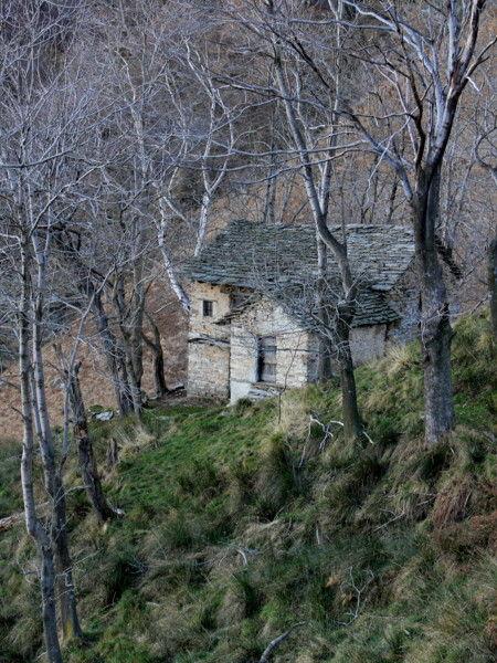 baita natura montagna