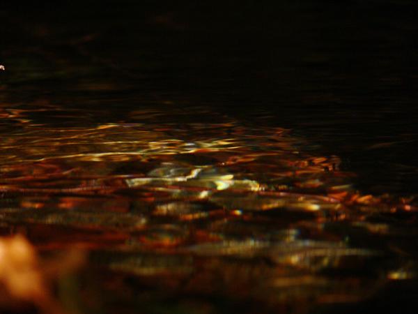 fiume acqua colori