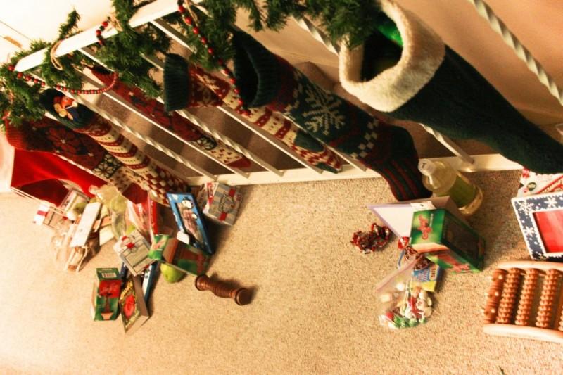 Stockings, Christmas