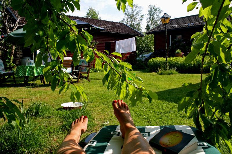 Heat/Hetta (in Swedish)/Solar - Ian McEwan.