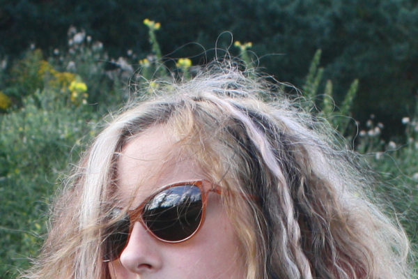 Sunglasses from the fifties.