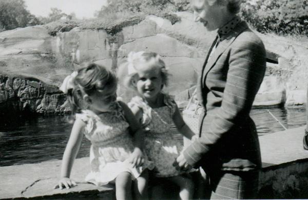Girls 1953.