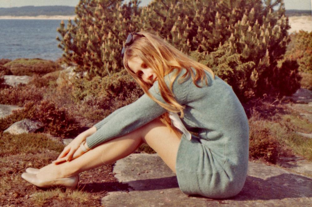Dress from Paris, 1968.