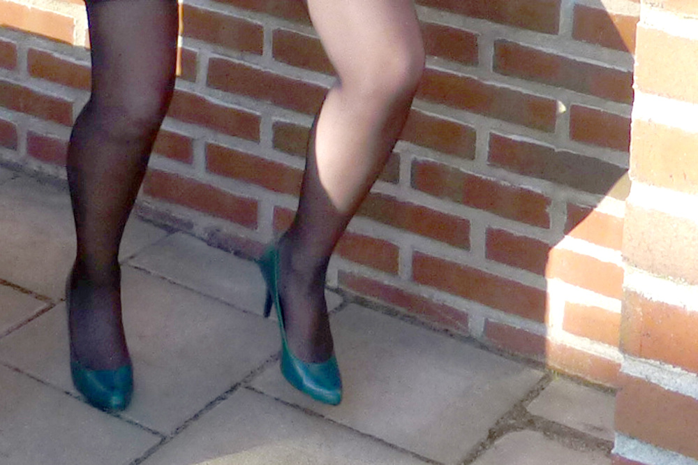High heels - 1/4.