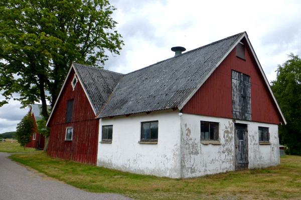An old farm.