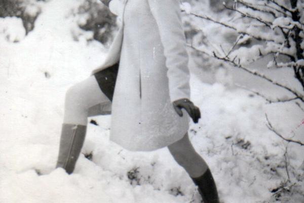 1968. Snow.