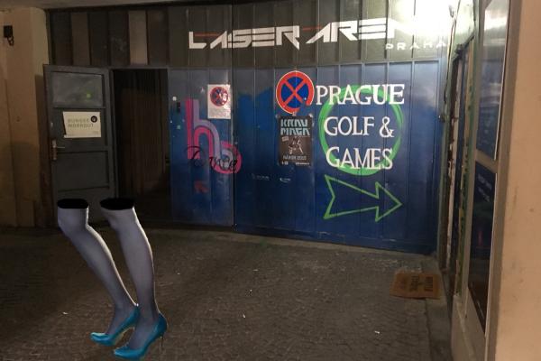Golf & Games.