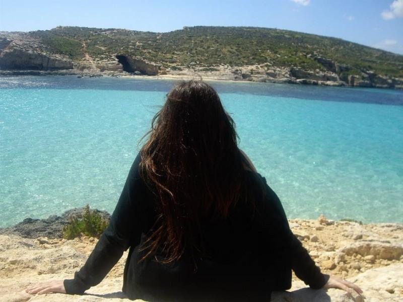 blue lagoon on easter