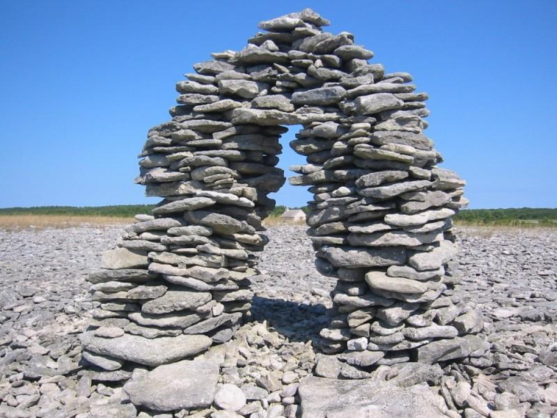 Cairn / Stenröse, Gotland