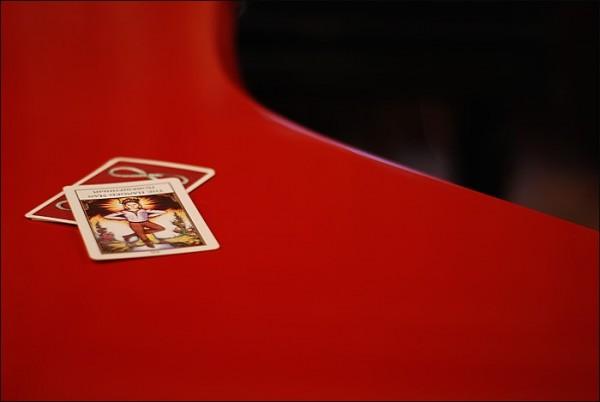piano tarot