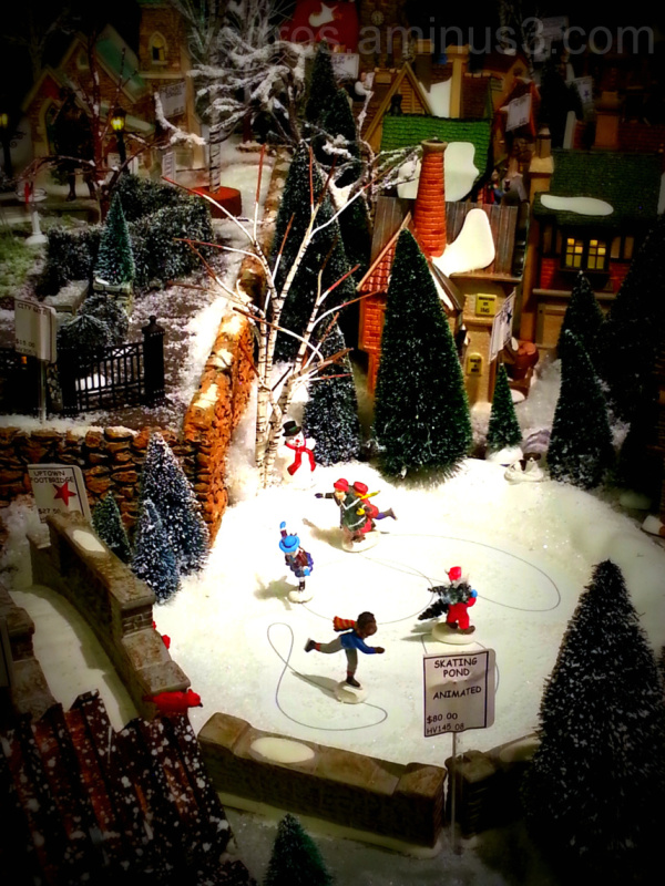 Christmas, Village