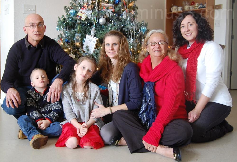 family, christmas