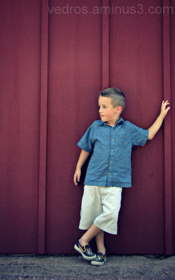 nephew, barn, hudson gardens