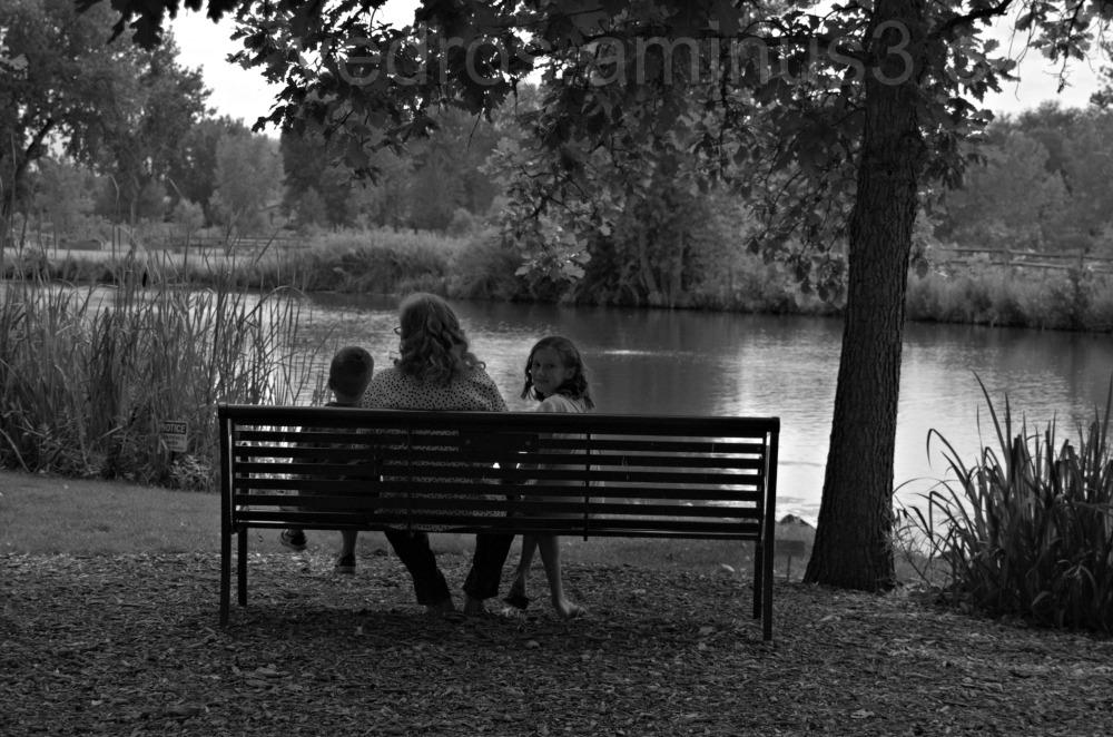 family, hudson gardens