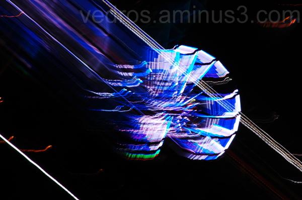jellyfish, ferris wheel, downtown denver