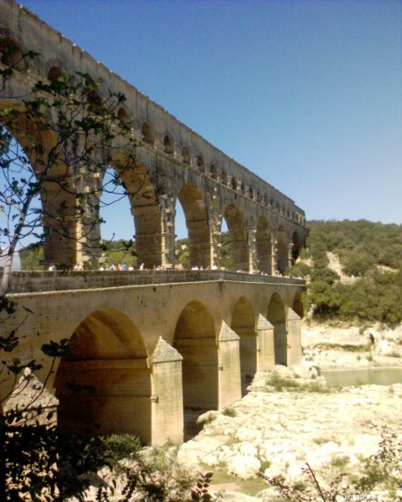 Le pont du Gars