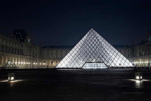 La Cours du Louvre