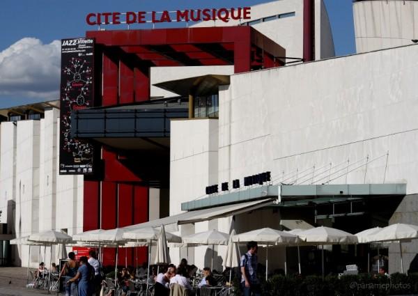 Citée de la Musique à la Villette