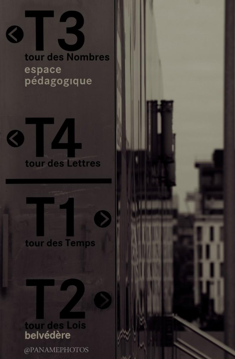 BNF Tour des Nombres