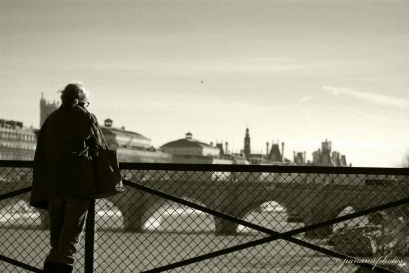 Regard sur  Seine