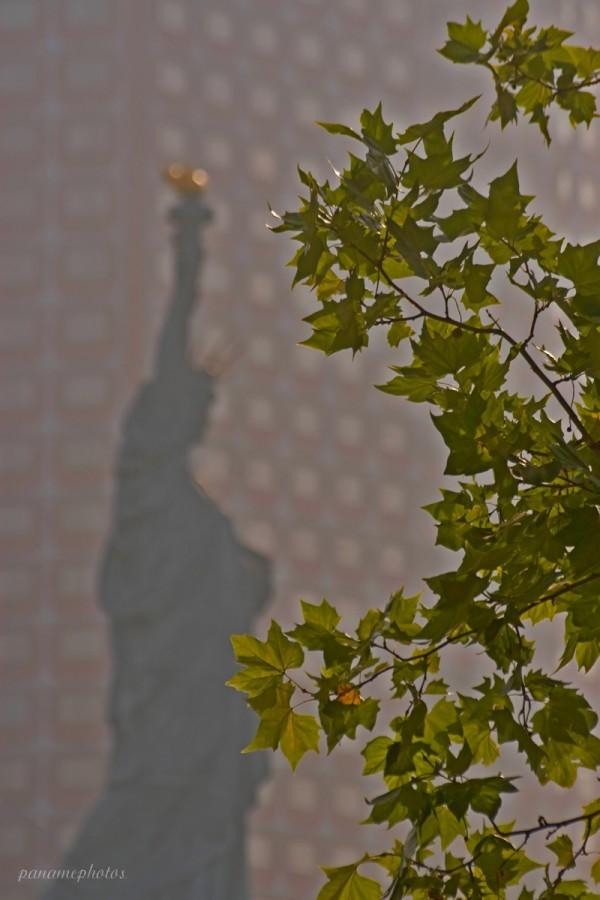 Statue de la libertée de Paris