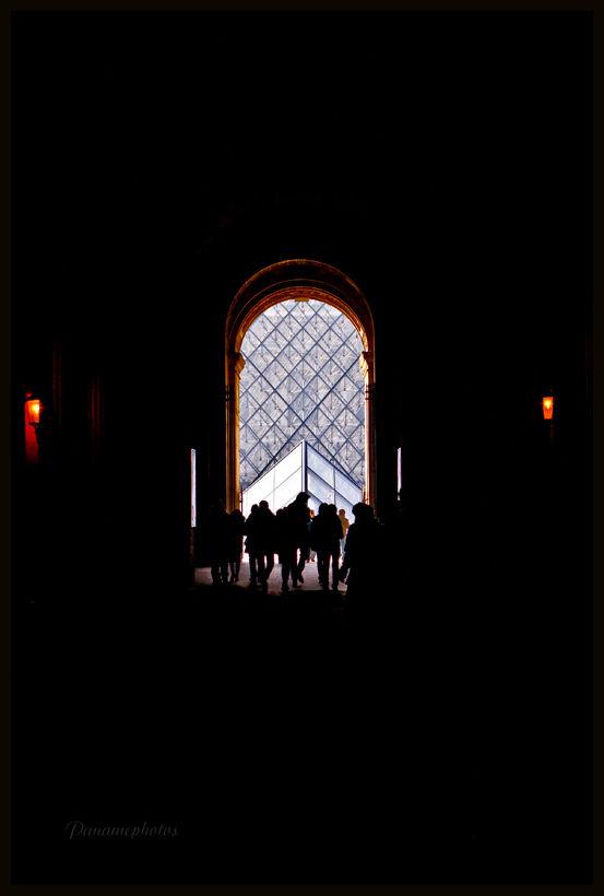 Le Louvre coté Sénat