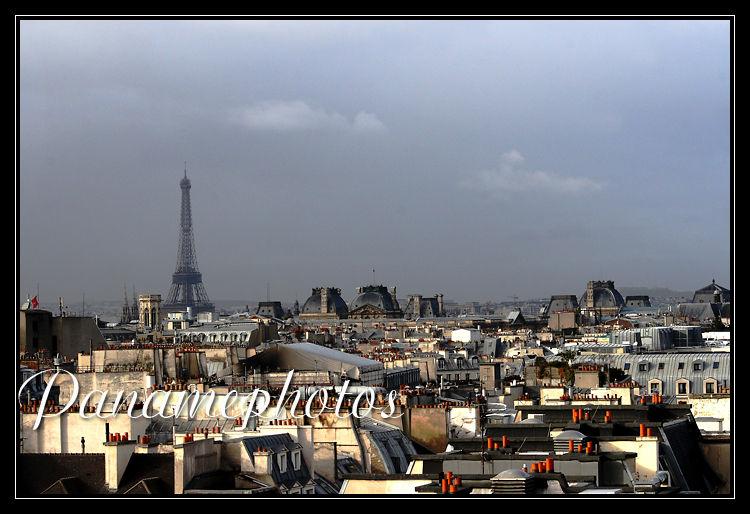Les Toits De Paris N°3